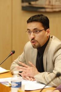 Zacharia Ben Amar au conseil Municipal de Nanterre