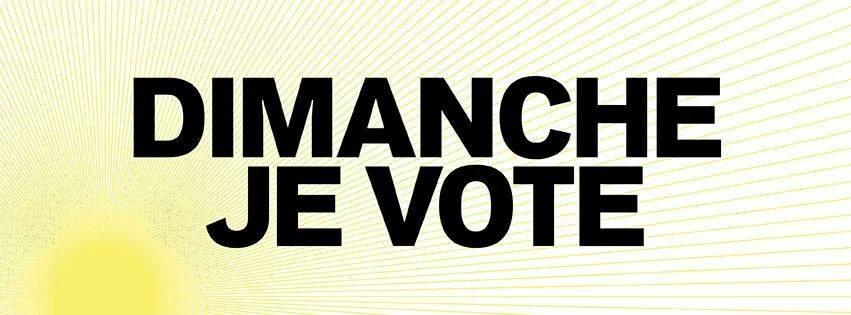 dimanche.je vote