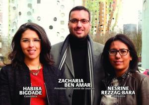 Habiba et Nesrine